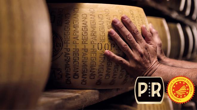Il Parmigiano Reggiano DOP alla Fiera Millenaria di Gonzaga