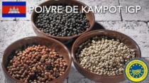 Poivre de Kampot IGP– Cambogia