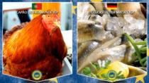 Arrivano a 1259 i prodotti  Food europei Dop, Igp e Stg