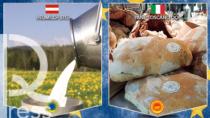 Registrato il Pane Toscano DOP. Salgono a 1.309 le IG Food UE.