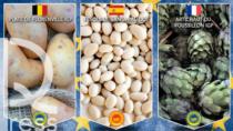 Arrivano a 1269 i prodotti Food europei Dop, Igp e Stg