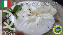 Registrata la Burrata di Andria IGP: salgono a 289 le IG Food italiane