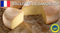 Raclette de Savoie IGP - Francia