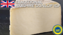 Traditional Ayrshire Dunlop IGP - Regno Unito