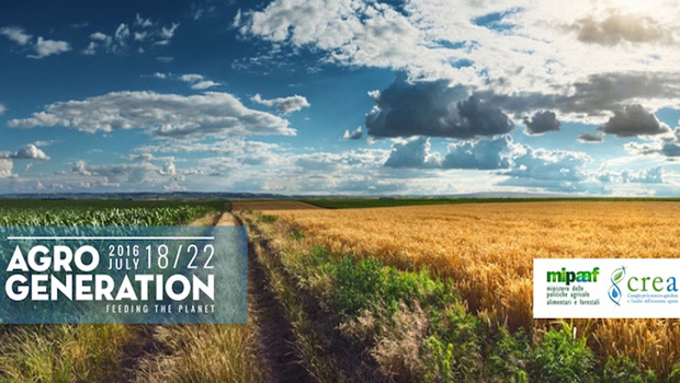 Evento internazionale Agrogeneration: il summit dell
