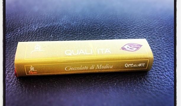 Barretta Cioccolato di Modica Qualivita