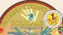 Pecorino Toscano DOP solidale
