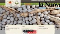 Online il nuovo sito dei Fagioli Bianchi e della Melanzana Rossa