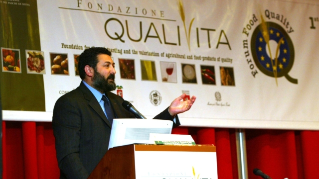 2004 Siena – I Forum Europeo sulla Qualità Alimentare