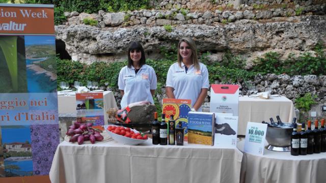 2012 Valtur – Viaggio nei sapori d'Italia: Ostuni