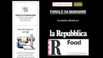 """La Pasta di Gragnano IGP su """"Parole da mangiare"""" rubrica su Repubblica Food con Treccani Gusto e Qualivita"""