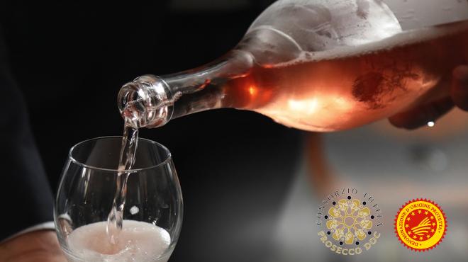 Prosecco DOP, in anteprima al Vinitaly i risultati degli studi per la versione rosé