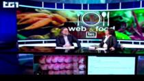 RAI-TG1: videochat con Mauro Rosati sui prodotti agroalimentari DOP e IGP