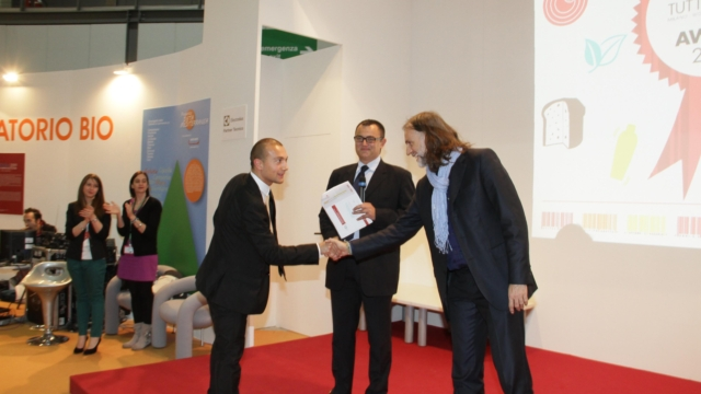 2013 Premio Qualità Certificata Tuttofood-Qualivita