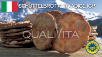 Registrato lo Schüttelbrot Alto Adige IGP: Italia raggiunge 305 Food IG