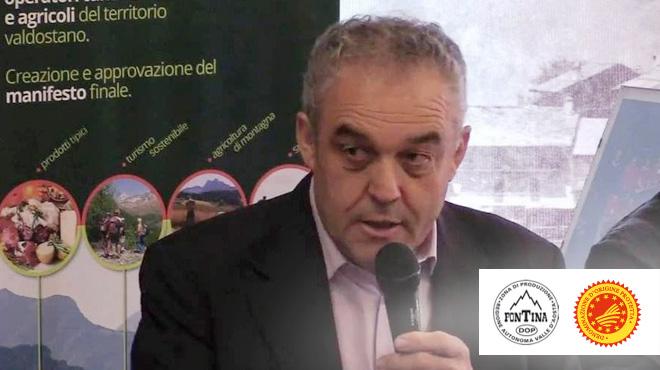 Consorzio Fontina DOP, Andrea Barmaz nuovo presidente