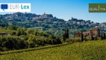 """Rosso di Montepulciano DOP, pubblicata in Gazzetta Europea la dicitura obbligatoria """"Toscana"""""""