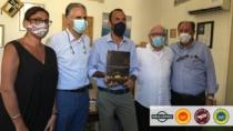 Il sottosegretario agli Affari Esteri Di Stefano visita il Ragusano DOP e il Cioccolato di Modica IGP