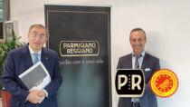 Firmato Protocollo di Intesa tra il Consorzio Parmigiano Reggiano e BMTI