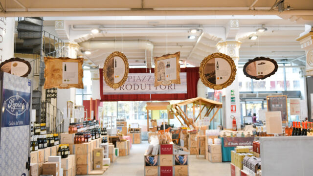 2020 Store Eataly - I Capolavori a denominazione di origine