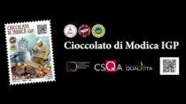 Emissione del francobollo dedicato al Cioccolato di Modica IGP