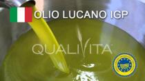 Olio Lucano IGP – Olio EVO - Italia