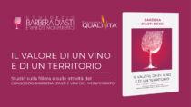Effetto Barbera d'Asti DOCG: +28% in valore in cinque anni
