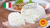 Mozzarella di Gioia del Colle DOP - Italia
