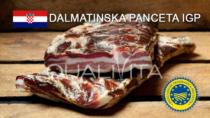 Dalmatinska Panceta IGP - Croazia