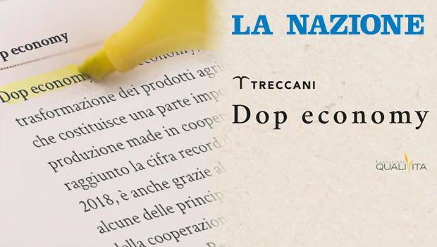 La Dop Economy entra nel Vocabolario Treccani