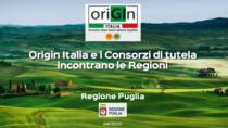 Puglia, Assessore regionale all'agricoltura Pentassuglia incontra il Presidente di Origin Italia Baldrighi