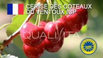 Cerise des coteaux du Ventoux IGP - Francia