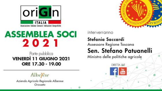 OriGIn Italia - Assemblea Soci 2021