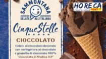 Da Sammonatana il nuovo Cono Cinque Stelle al Cioccolato di Modica IGP