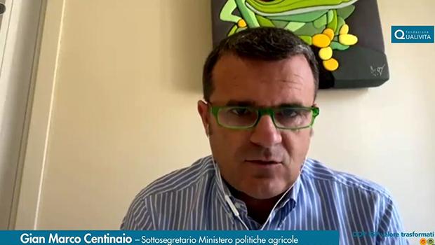 Gian Marco Centinaio - TrasformatiDOPIGP