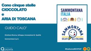 Guido Calò - Sammontana