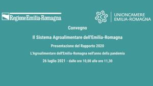 Il sistema agroalimentare dell'Emilia-Romagna