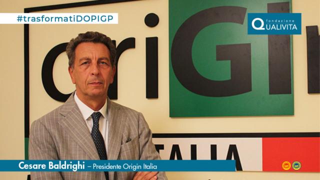 Cesare Baldrighi - TrasformatiDOPIGP