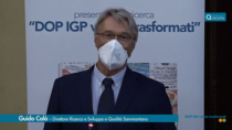 DOP IGP valore trasformati - Intervento Guido Calò (Sammontana)