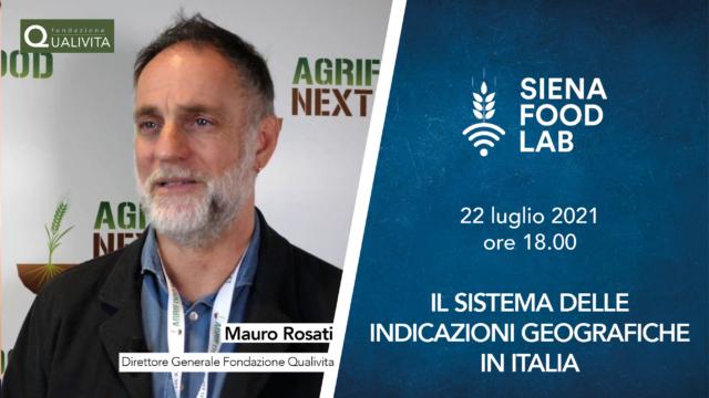 Siena Food Lab - Mauro Rosati