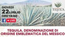 """CRT – Conferenza """"Tequila. Denominazione di Origine Emblematica del Messico"""""""