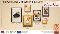 """DOP e IGP europee come opere d'arte. La campagna della UE con il Prosciutto di Carpegna DOP tra i """"big"""""""