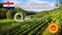 Muškat momjanski DOP/Moscato di Momiano DOP - Croazia