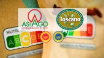 Asiago DOP e Olio Toscano IGP dicono no al Nutri-score