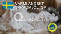 Värmländskt Skrädmjöl IGP - Svezia