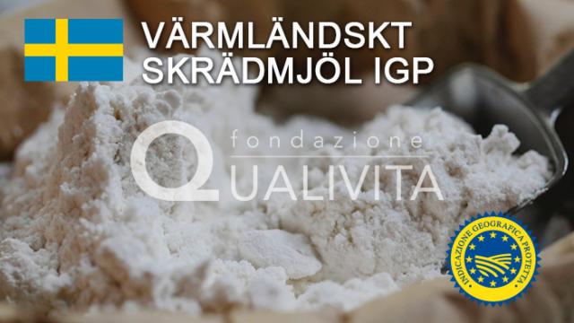 Värmländskt Skrädmjöl IGP