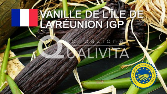 Vanille l'île La Réunion IGP