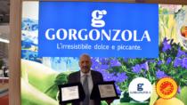 Il Consorzio del Gorgonzola DOP premiato due volte a Cibus 2021