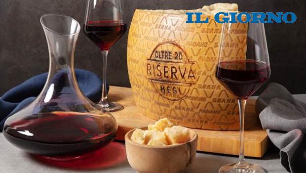 Vini Lombardi - Grana Padano DOP