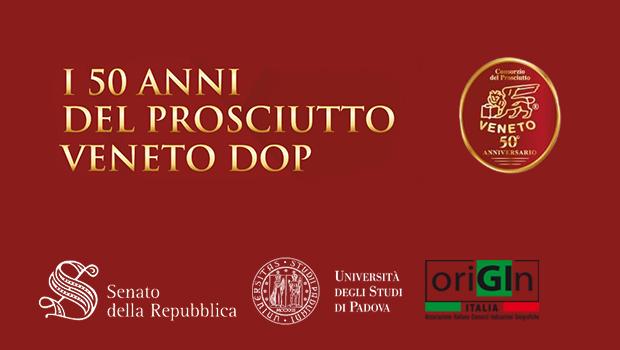 50 anni Prosciutto Veneto DOP